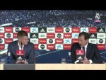 Toni Kroos' Real Madrid contract extension press conference