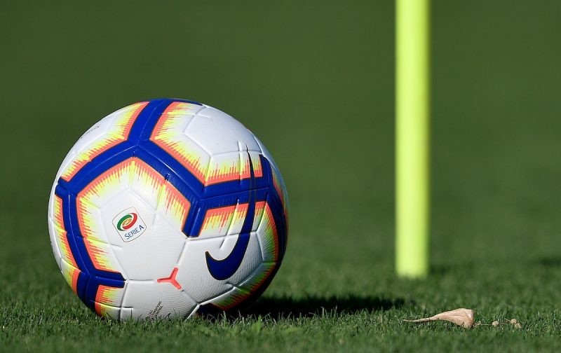Serie A kick-off times confirmed for final day