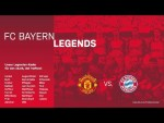 LIVE 🔴 | Manchester United - FC Bayern Legends | Neuauflage des Champions-League-Finales von 1999