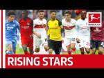 Hakimi, Kabak & Co. - Who will be the Bundesliga Rookie of the Season?