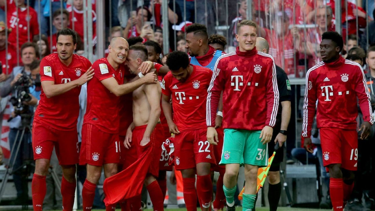 Robben and Ribery's status as Bayern legends assured, but are they irreplaceable?
