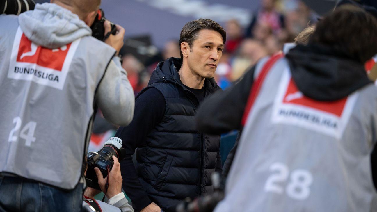 Bayern boss Kovac faces uncertain future even if Bundesliga title is sealed