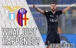 VIDEO: Lazio 3-3 Bologna – Serie A status secured