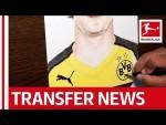 Borussia Dortmund Sign German International