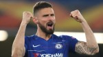 Olivier Giroud: Frenchman signs new Chelsea contract