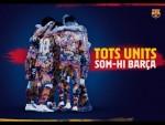 TOTS UNITS, SOM-HI BARÇA   Final Copa del Rei 2019