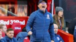 Middlesbrough coaching staff depart after Tony Pulis exit