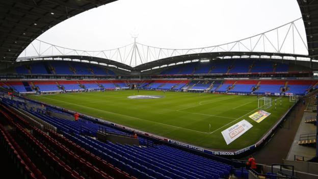 Bolton Wanderers' administrators pledge to pay wages due since their arrival
