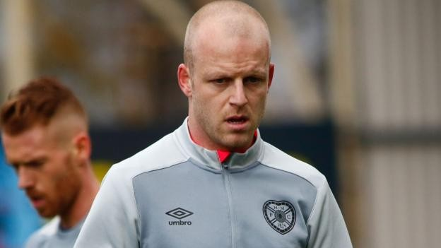 Steve Naismith: Norwich City release Scotland striker after unveiling retained list