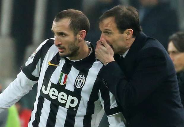 Chiellini: I expected Allegri's Juventus departure