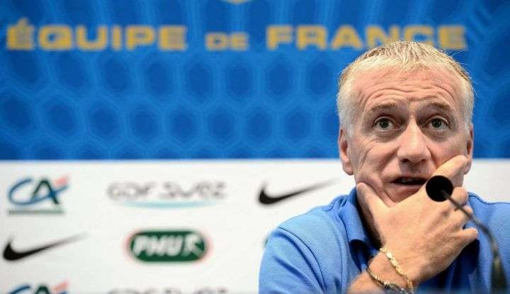 Deschamps reaffirms France commitment despite Juventus interest