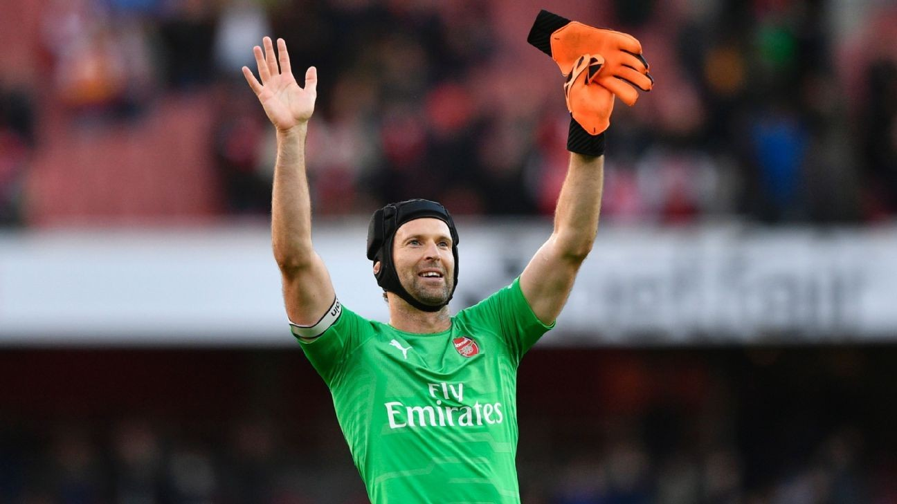 Cech coy on Chelsea sporting director job offer