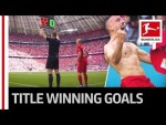 FC Bayern München vs. Eintracht Frankfurt | 5-1 | All Goals, Robbery Farewell and Trophy Ceremony