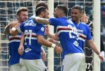 SAMPDORIA: MORNING TRAINING