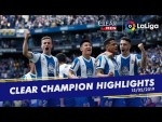 Magical Messi closes in on Golden Shoe, Espanyol finish with a flourish