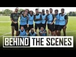 Arsenal prepare for the Europa League final against Chelsea | Behind the scenes