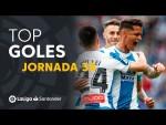 Todos los goles de la Jornada 38 de LaLiga Santander 2018/2019