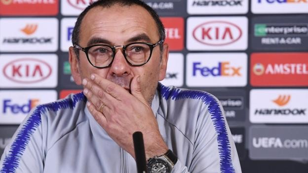 Chelsea: Maurizio Sarri to discuss future with club bosses