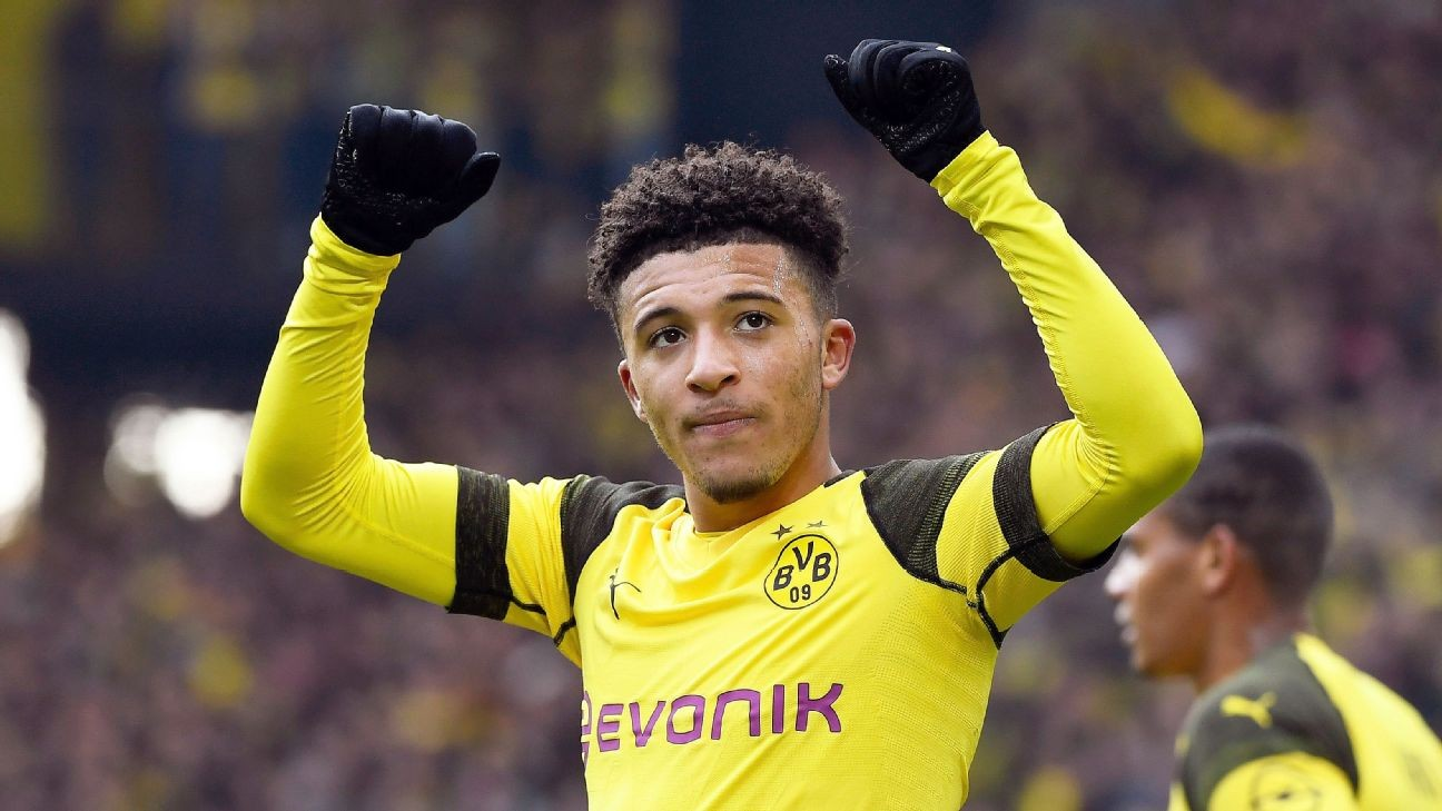 Sources: Man Utd rule out move for BVB's Sancho