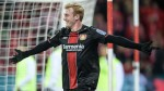 Borussia Dortmund sign Brandt from Leverkusen
