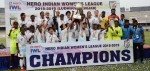 Sethu FC overcome Manipur Police to lift Indian Women's League Trophy