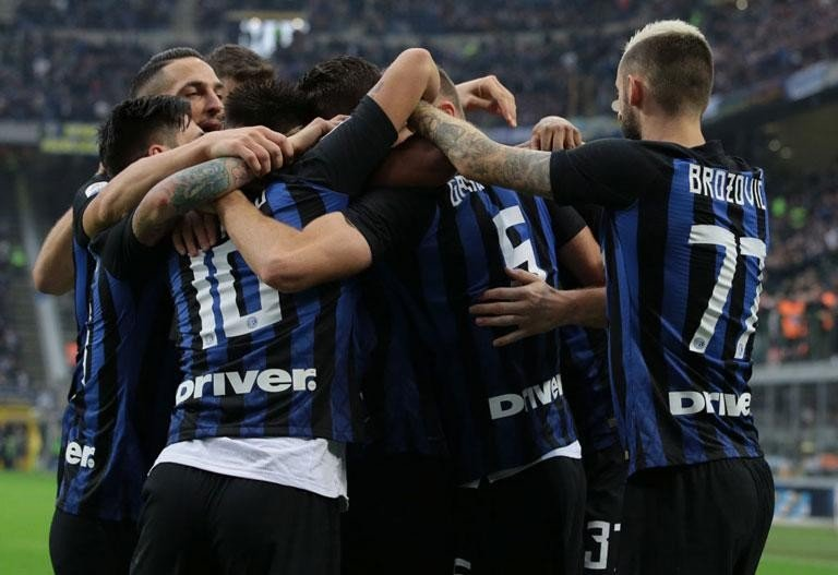 INTER: RONDOS, TACTICS AND A MATCH