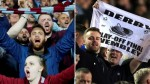 EFL play-offs: Aston Villa and Derby fans give their thoughts before Monday's final