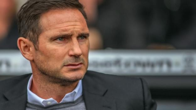 Frank Lampard: Chelsea will always be linked with Derby boss, says Mel Morris