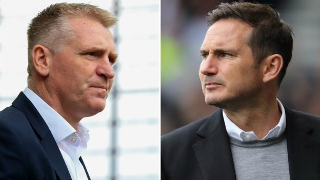 Championship play-off final: Aston Villa v Derby County