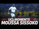 MOUSSA'S MAGIC MOMENTS | THE BEST OF SISSOKO IN THE CHAMPIONS LEAGUE