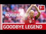 Arjen Robben – A Bundesliga Legend Says Goodbye