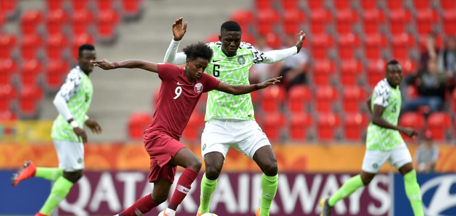 Qatar fall to impressive Nigeria