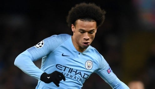 Bayern showing Sane interest