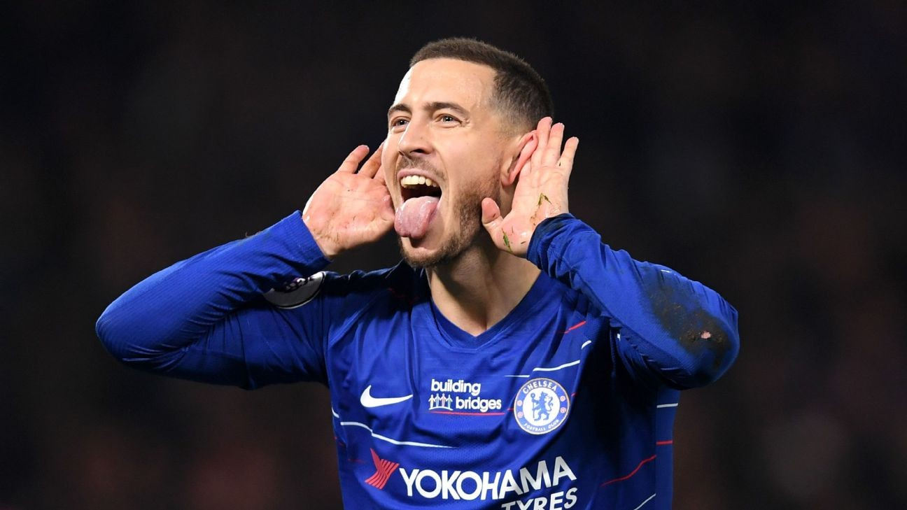 Sources: Hazard edges closer to Madrid move