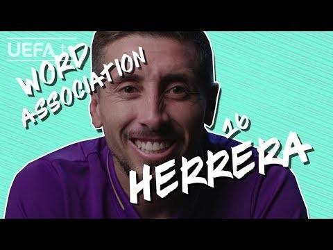 HÉCTOR HERRERA plays WORD ASSOCIATION