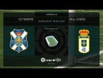 CD Tenerife - R. Oviedo MD40 D1800
