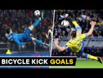 THE BEST BICYCLE-KICK GOALS IN THE HISTORY OF FOOTBALL - GOAL24