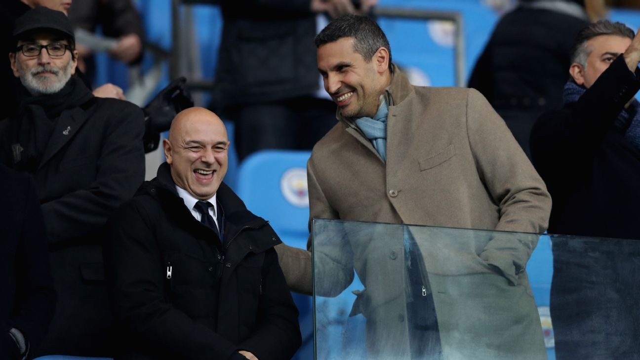 Man City chief defends spending, blasts La Liga