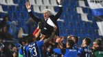 Serie A: Atalanta reach first Champions League after dramatic final day