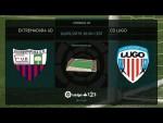 Extremadura UD - CD Lugo MD40 D2000