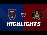 Real Salt Lake vs. Atlanta United | HIGHLIGHTS - May 24, 2019