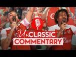 Pierre-Emerick Aubameyang & Alex Iwobi | UnClassic Commentary | Valencia 2 - 4 Arsenal