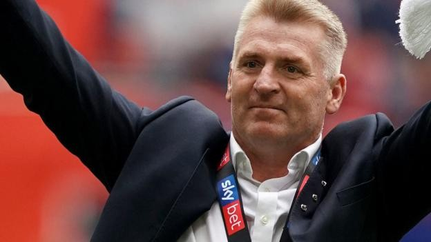 Dean Smith: Martin Ling on 'Aston Villa nut' and his journey to Premier League