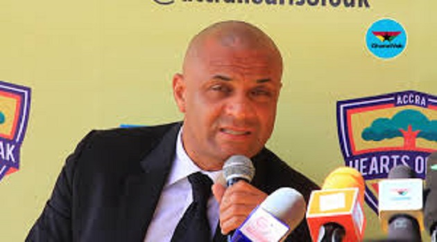 Special Competition: Karela United is a tough team and they gave us a good match- Hearts coach Kim Grant