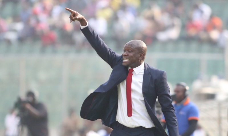 Special Competition: Kotoko coach C.K Akonnor disappointed with his team's performance in defeat to Ashantigold