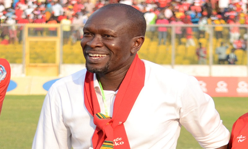 CK Akonnor confirms Kotoko exit, Zachariassen set to take over
