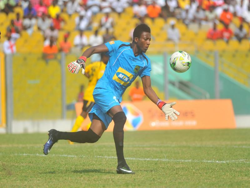 Kotoko goalkeeper Felix Annan excited to make AFCON provisional squad