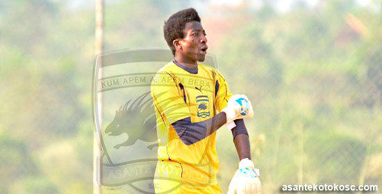 We will do our best to win the historic game against Asec- Kotoko goalkeeper Felix Annan