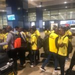 Ivorian giants Asec Mimosa arrive for Otumfuor anniversary cup match against Asante Kotoko
