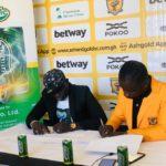 Ashantigold sign sponsorship deal with Jungle Energy Drink